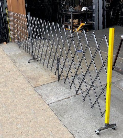 Extra Wide Easy Glide Gates 3